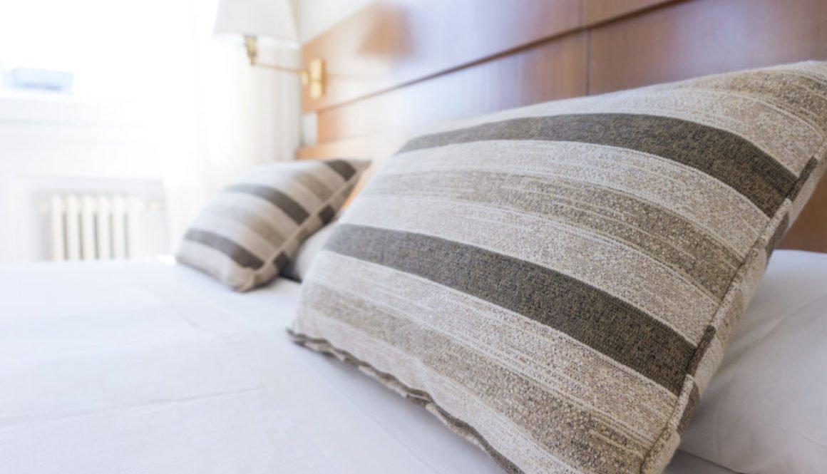 Stripe Pillow Cover