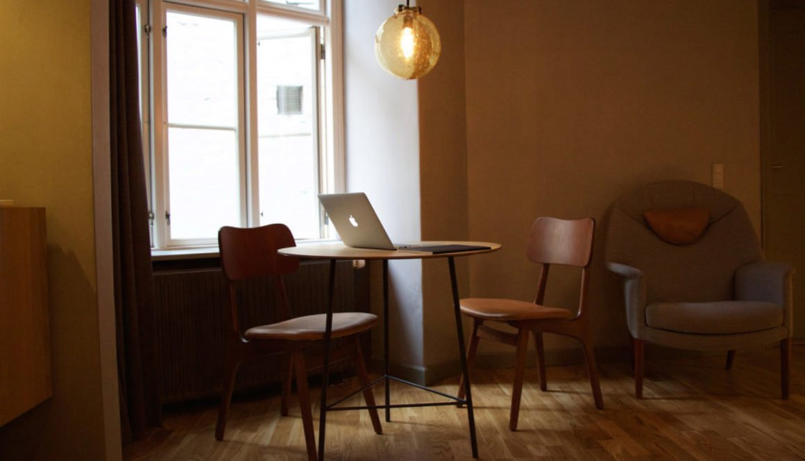 Ethnic Modern Chair