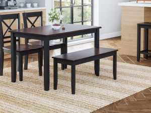 Asbury Park 4pc Dining Suite