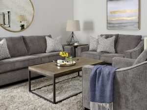 Loveseat Fantastico Grey