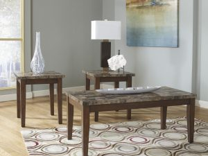 Theo Occasional Table Set 3pc