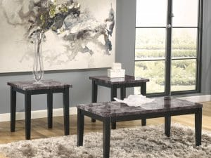 Maysville Occasional Table Set 3pc