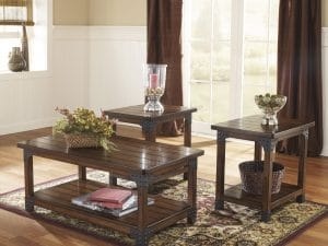 Murphy Occasional Table Set 3pc