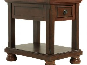 Porter Chair Side Table