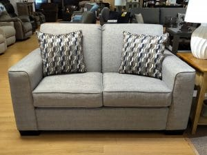 Loveseat Duncan Grey