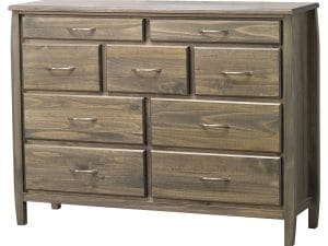 9 Drawer Dresser Tofino