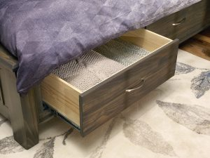 King Storage Bed Tofino