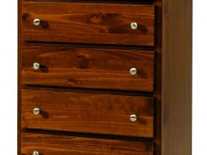 Decora Mahogany 5 Drawer Chest