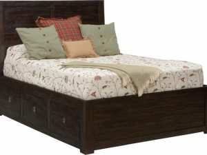Queen Storage Bed Kona Grove