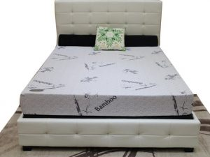 "Sleep-In Eco Gel 8"" Roll Pack Queen Mattress"