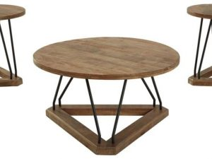 Frielone Occasional Table Set