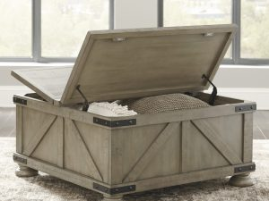 Aldwin Coffee Table with Lift Top