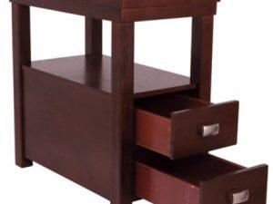 Hatsuko Chairside End Table