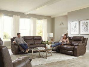Palmer Power Sofa