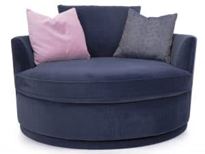 Large Swivel Nest Chair
