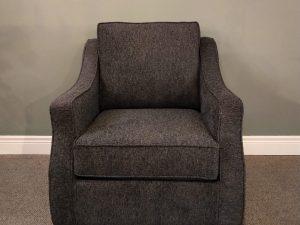 Chair Comfy Wood Smoke