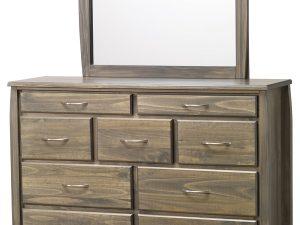 Tofina Clay Dresser Mirror
