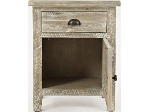 Artisan's Craft Accent Table