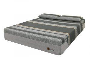 Zedbed Adjust Copper Deluxe w/ Micro Coils Queen Bed